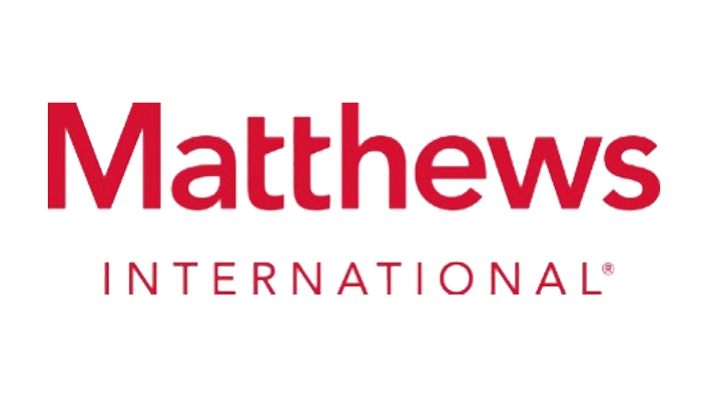 Tipografia Colornese per Matthews International